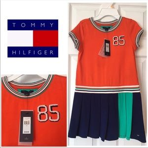 New! Tommy Hilfiger Rugby Dress: 8